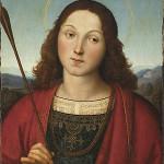 Raffaello san sebastiano