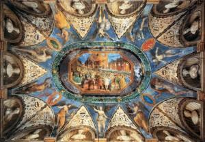 Girolamo_Genga,_Pesaro,_Villa_Imperiale,_Camera_dei_Semibusti