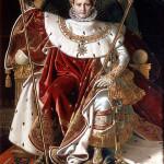 J.B.A.INGRES-Napoleone