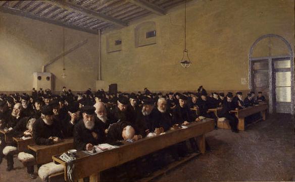 Angelo Morbelli, Giorni...ultimi, 1882-1883