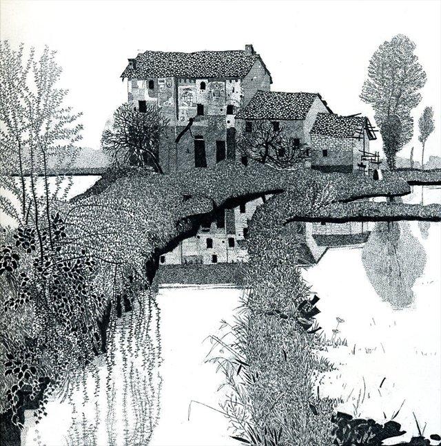 Federica Galli, Cascina Mulino vecchio