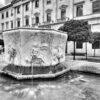 "Fontana detta la ""zuccheriera"" – Bergamo, Porta Nuova"